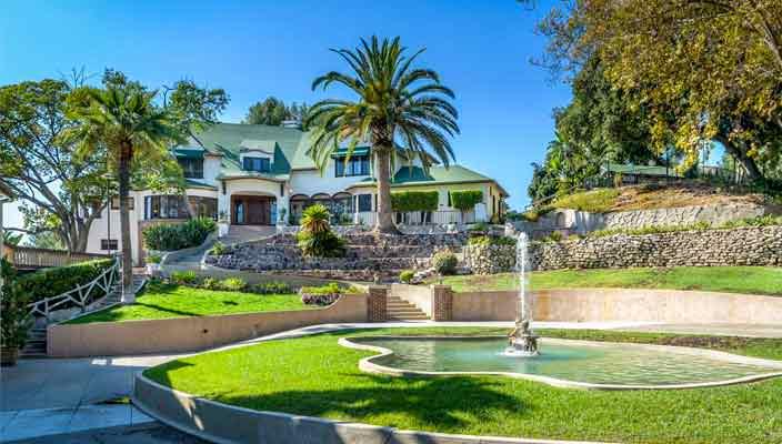 Актер Крис Хардвик купил дом 1920-х годов в Лос-Анджелесе