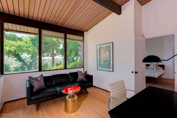 Дизайн домашнего кабинета Мерил Стрип
