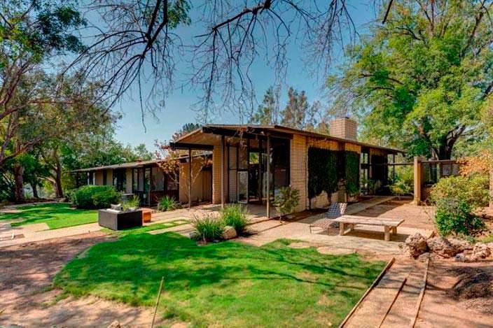 Недвижимость Мерил Стрип в Пасадене, США