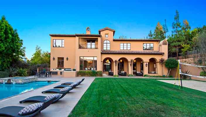 Соло-гитарист Слэш продал дом в Лос-Анджелесе | фото и цена