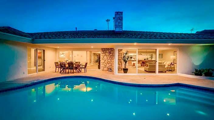 Недвижимость Айка и Тины Тёрнер в Лос-Анджелесе