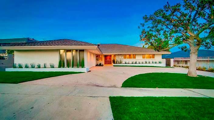 Дом Тины и Айка Тёрнер в Лос-Анджелесе