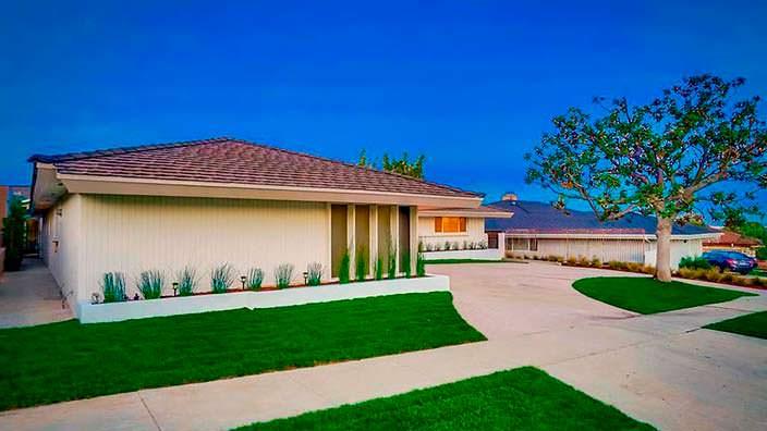 Недвижимость Тины и Айка Тёрнер в Лос-Анджелесе