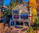 Вокалист Van Halen Сэмми Хагар продает дом у озера | фото