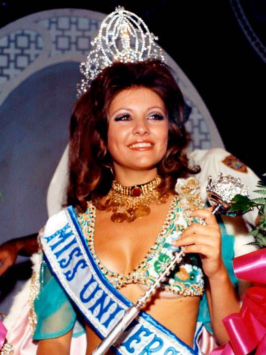 Мисс Вселенная 1971 года