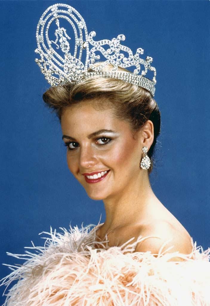 Ирене Саэс - Мисс Вселенная 1981