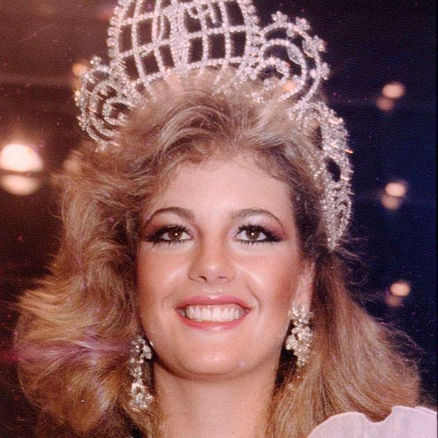 Ирене Саэс - королева красоты из Венесуэлы