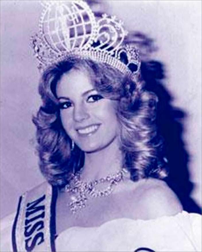 Ирене Саэс - Мисс Вселенная из Венесуэлы