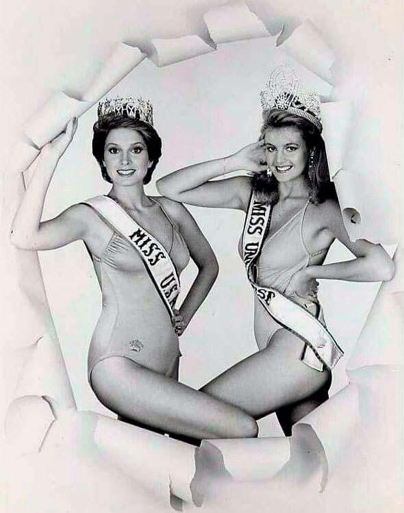 Мисс США и Мисс Вселенная 1981 года