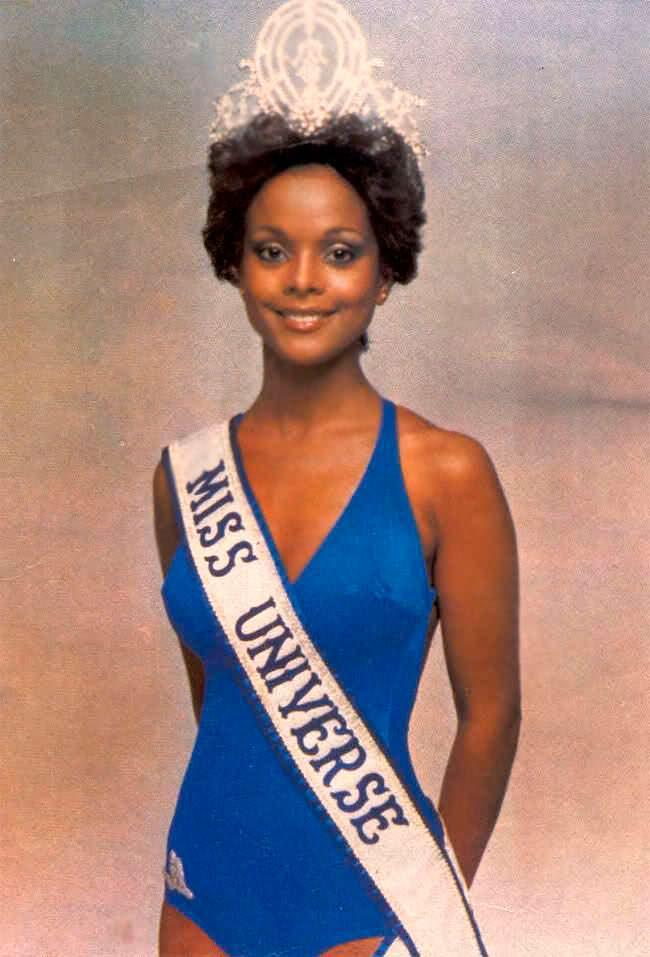 Фото | Мисс Вселенная 1977 в купальнике