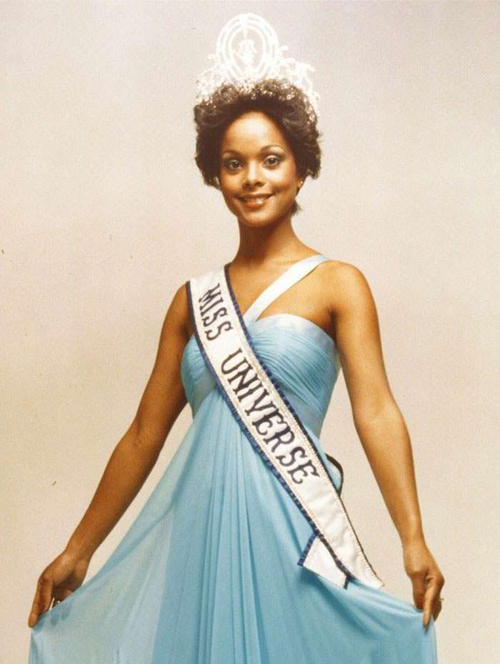 Джанель Комиссионг - Мисс Тринидад и Тобаго 1977