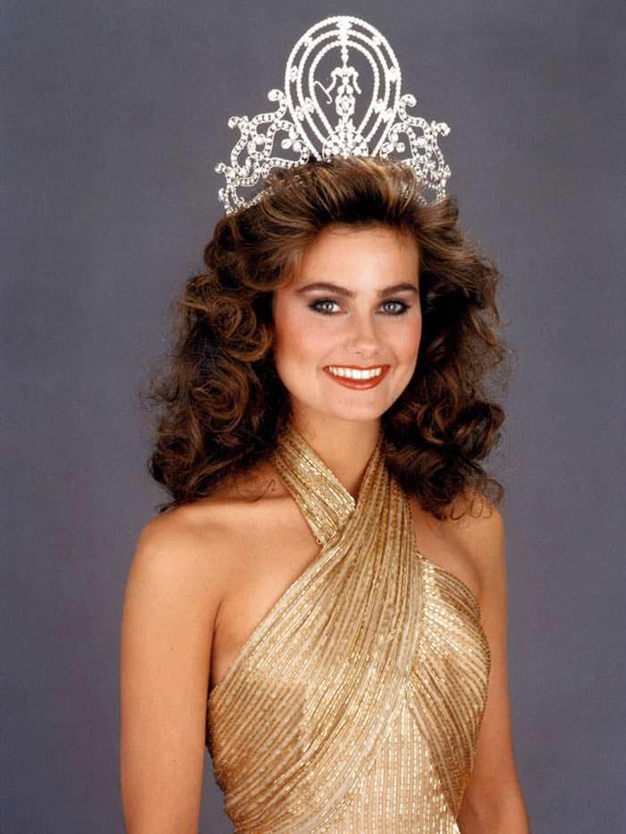 Карен Диана Болдуин - Мисс Канада 1982