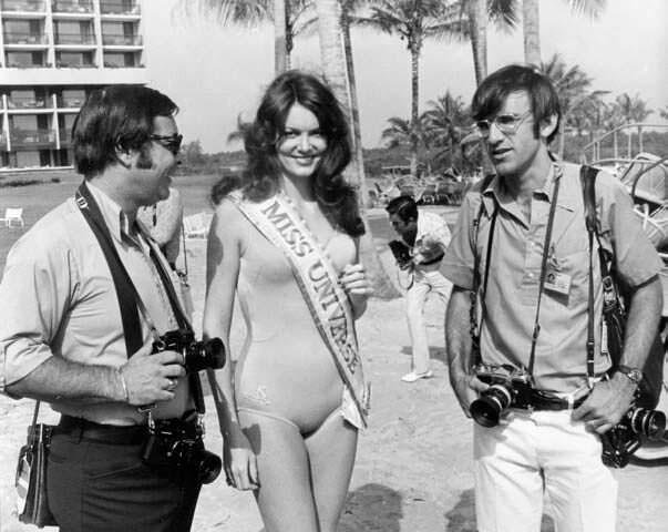 Керри Энн Уэллс - Мисс Австралия 1972
