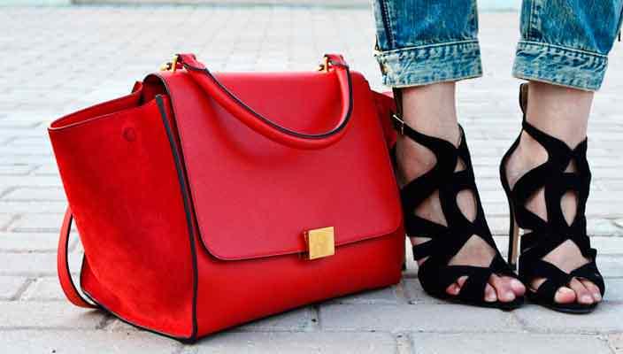 Кожаная сумка: как выбрать и ухаживать