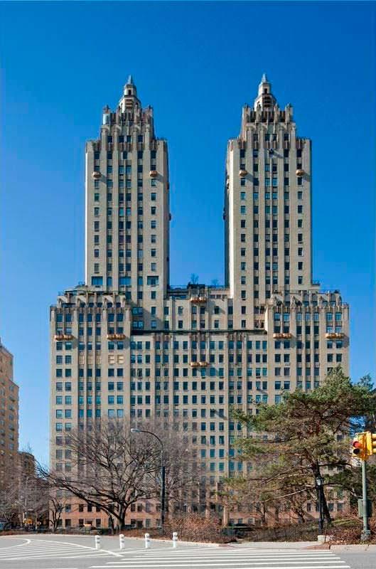 Здание El Dorado в центре Нью-Йорка