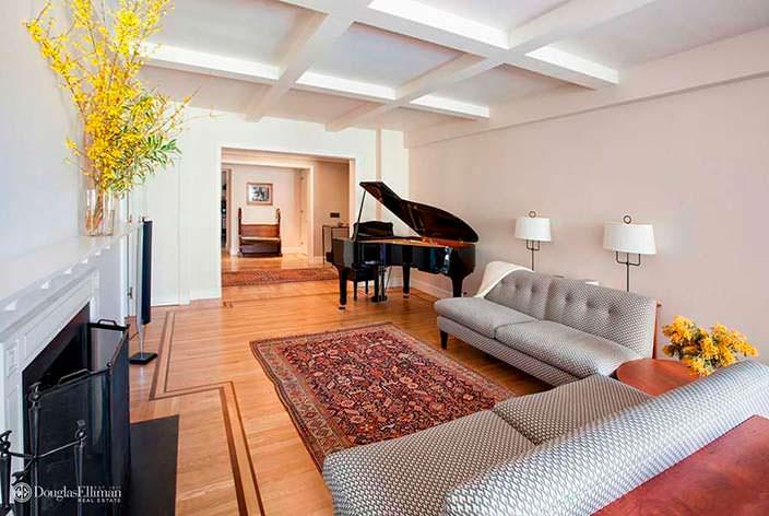 Квартира в центре Нью-Йорка актера Майкла Си Холла