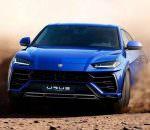 Супер-кроссовер Lamborghini Urus официально | фото, цена