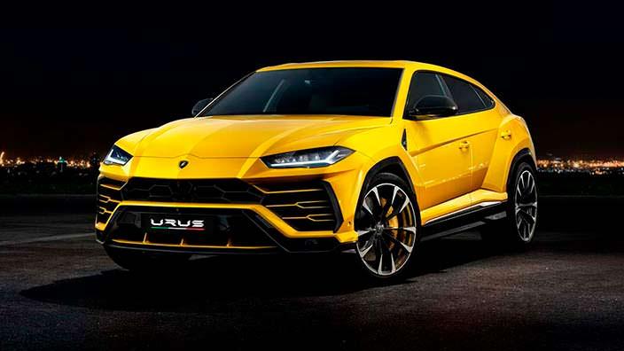 Новый Lamborghini Urus: цена от $200 000