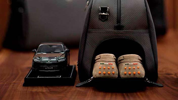 Фирменные аксессуары для Lamborghini Urus