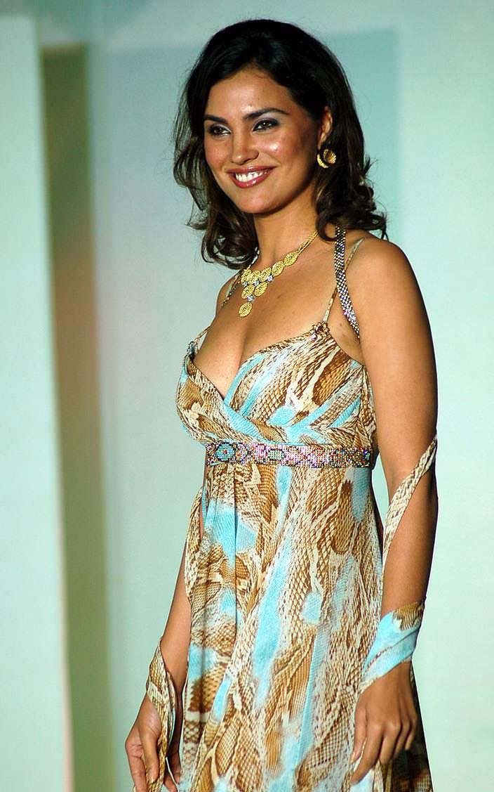 Лара Датта - популярная индийская актриса