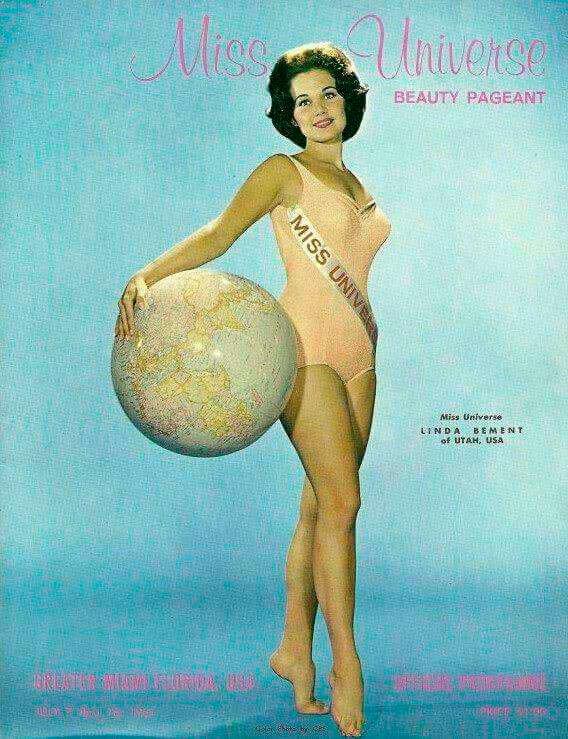 Линда Бемент - Мисс Вселенная 1960