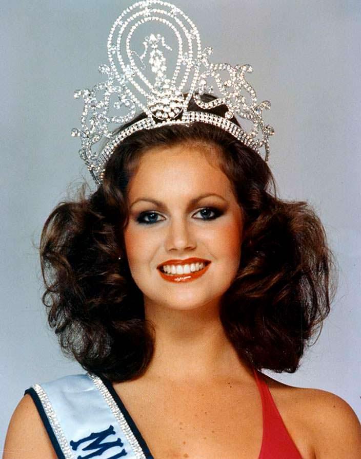 Маргарет Гардинер - Мисс Вселенная 1978