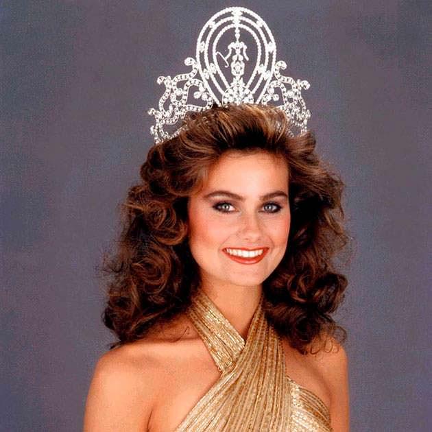 Маргарет Гардинер - 27-я Мисс Вселенная