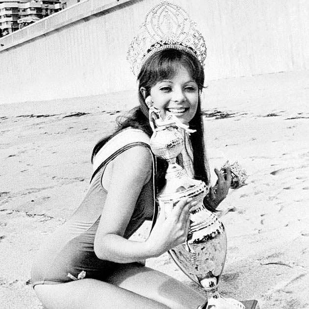 Марисоль Маларет - Мисс Вселенная из Пуэрто-Рико