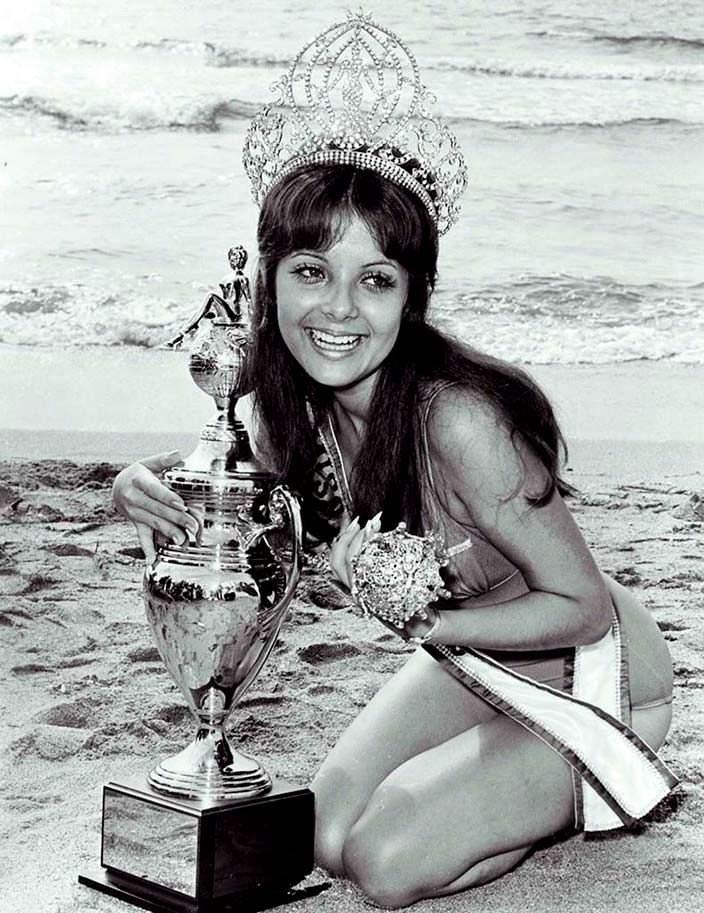 Марисоль Маларет «Мисс Вселенная 1970»