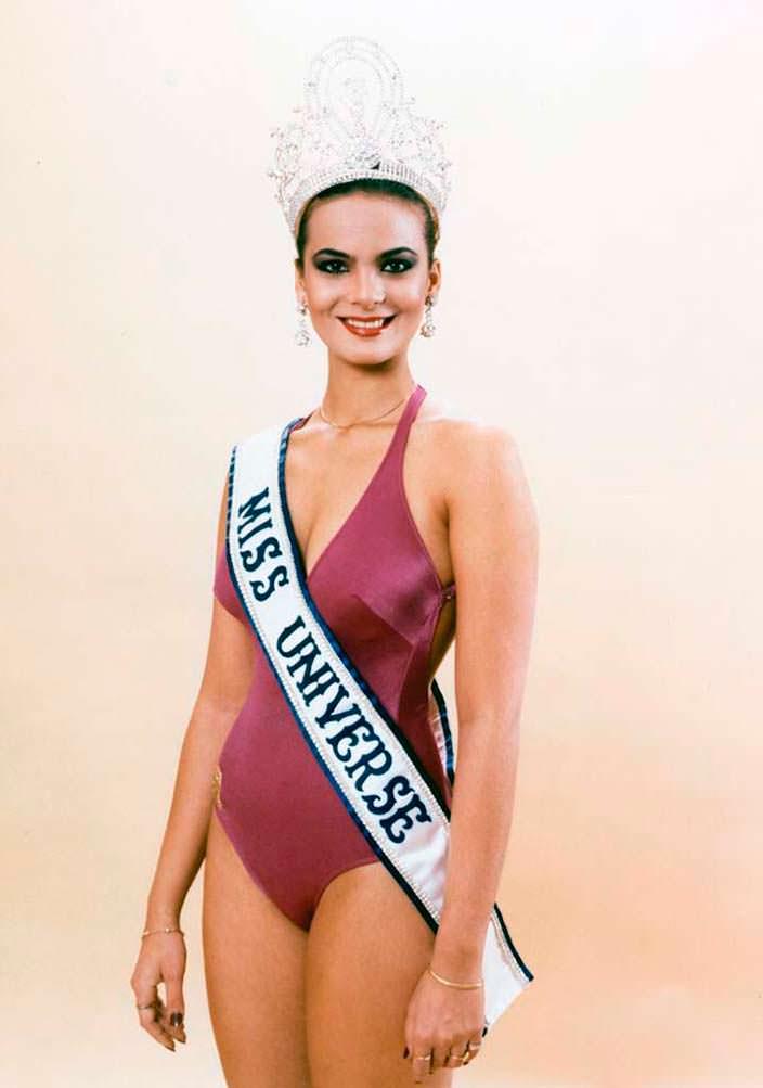 Фото | Мисс Вселенная 1979 в купальнике