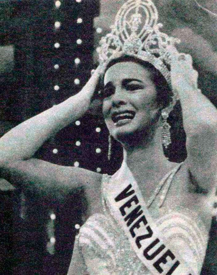 Марица Сайалеро - Мисс Вселенная 1979 из Венесуэлы