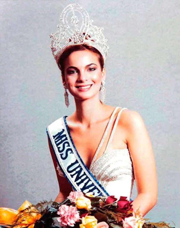 Марица Сайалеро - Мисс Венесуэла 1979