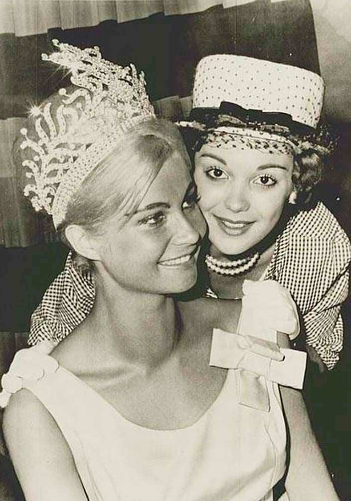 Марлен Шмидт - единственная Мисс Вселенная из Германии