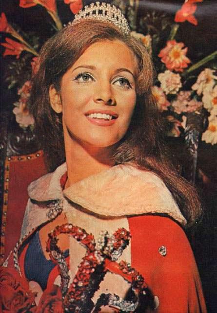 Марта Васконселлос Мисс Вселенная 1968 года