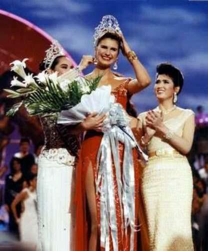 Коронация «Мисс Вселенная 1992»