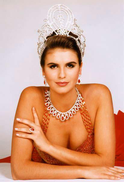 Мисс Вселенная 1992