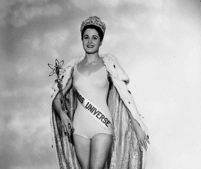 Норма Нолан - Мисс Вселенная 1962