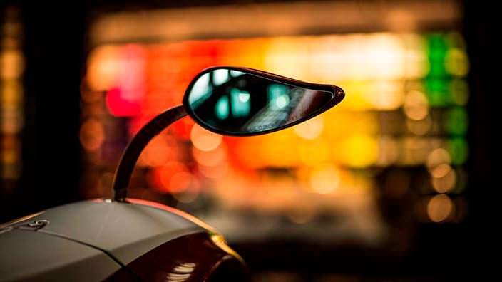 Зеркала суперкара Pagani Huayra Lampo