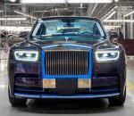 Первый серийный 2018 Rolls-Royce Phantom продадут с молотка