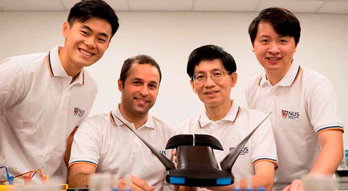 Создатели самого быстрого подводного дрона MantaDroid