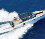 Прогулочный катер-трансформер WA Yachts официально | видео