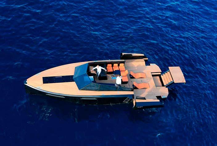 Модульный катер Evo 43 HT от WA Yachts