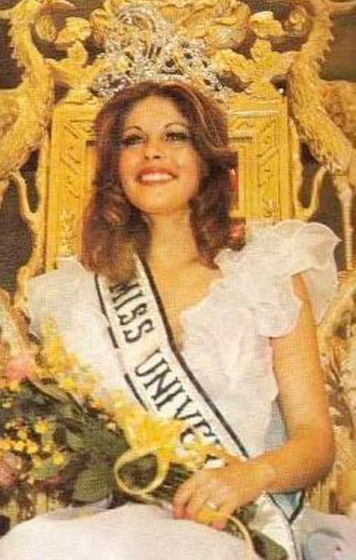 Рина Мессингер - Мисс Израиль 1976