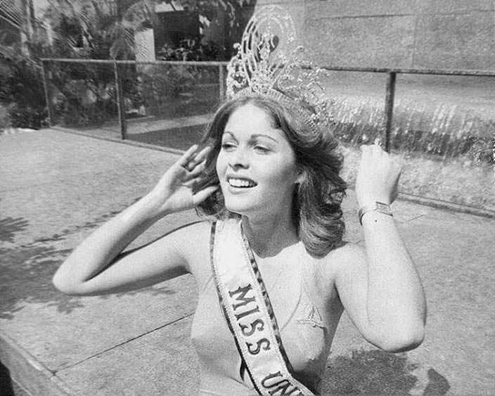 Рина Мессингер - Мисс Вселенная из Израиля