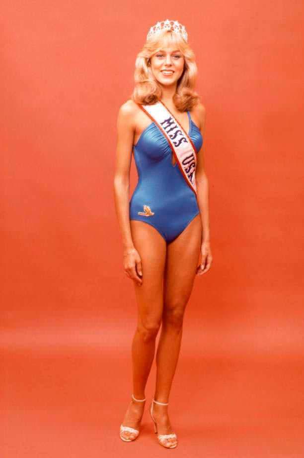 Фото | Мисс Вселенная 1980 в купальнике