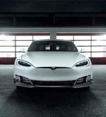 Супер-седан из Tesla Model S: новый тюнинг от Novitec | фото