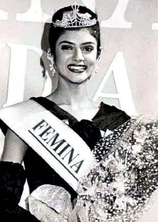 Сушмита Сен - Мисс Вселенная 1994