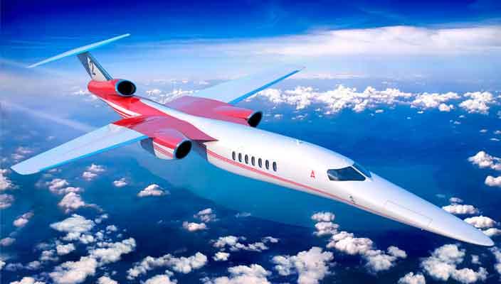 Aerion & Lockheed Martin выпустят сверхзвуковой бизнес-джет
