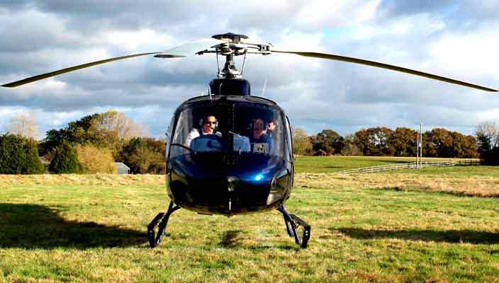 Цена вертолетной прогулки