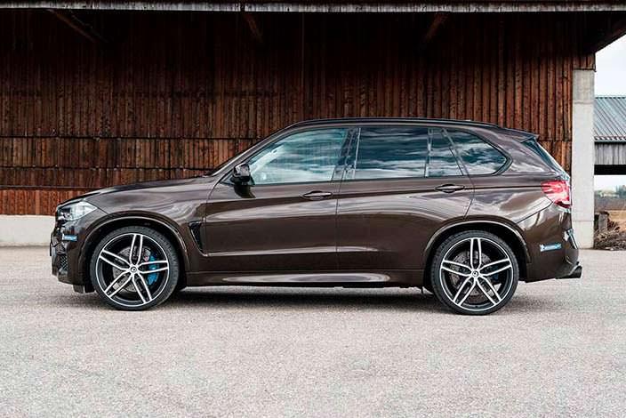Новая BMW X5 M от G-Power